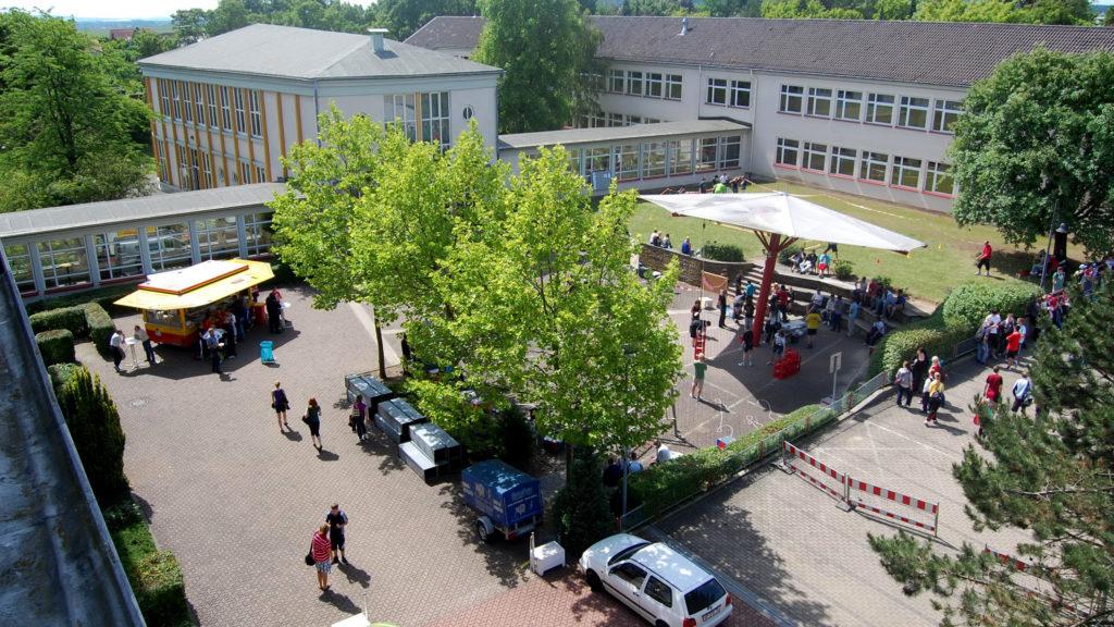 Carl Gotthard Langhans Schule